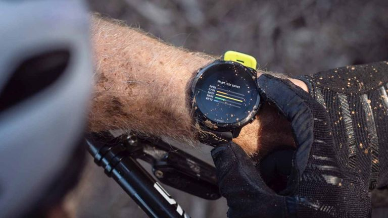 The best Suunto watch can help you track your fitness activities more accurately, just like what this person, covered in mud, is doing