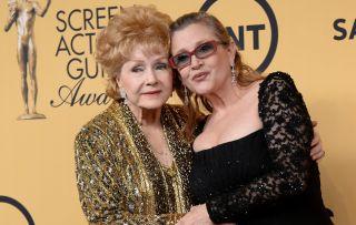 Debbie Reynolds, carrie