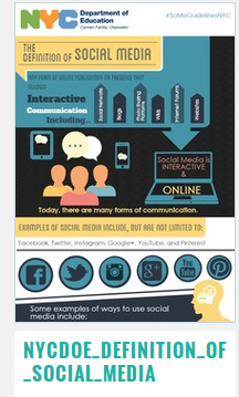 Social Media Guidelines for Students and Teachers by Students and Teachers