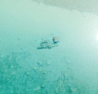 rising sun shipwreck