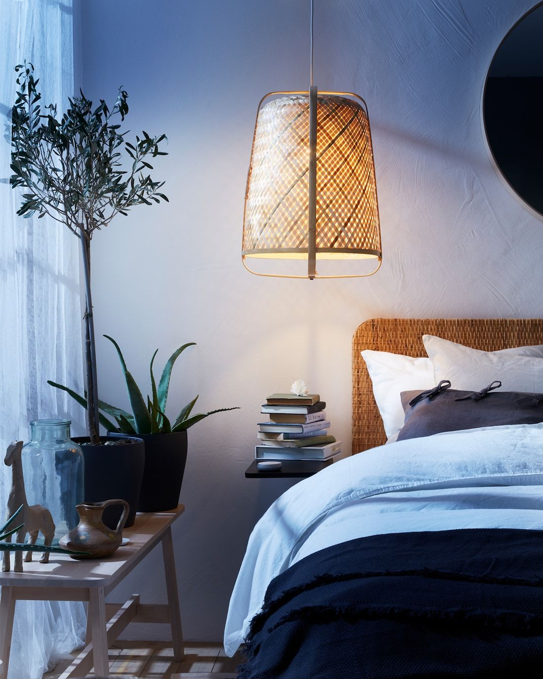 5 things you can pick up from IKEA to update your bedroom for under £100