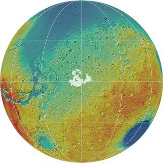 Mars' Meridiani Planum
