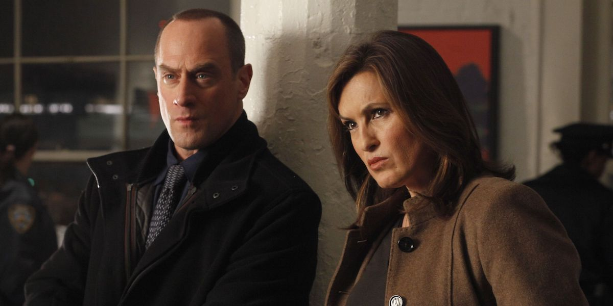 law and order svu stabler and benson