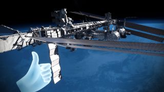 """""""Mission:ISS"""" for Oculus Touch"""