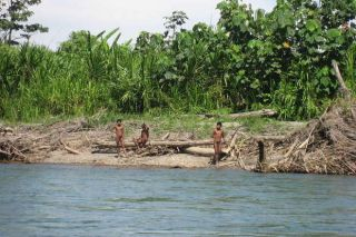 Mashco-Piro Tribe
