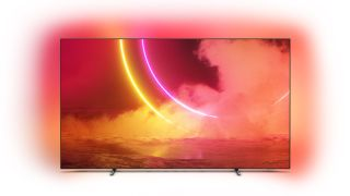 Philips announces new OLED805 and OLED855 TVs