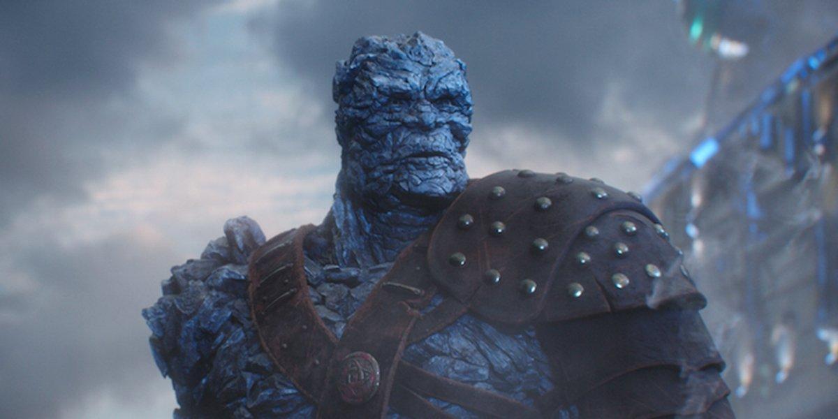 Korg in Thor: Ragnarok