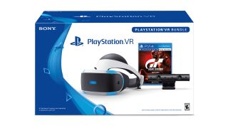 PlayStation VR bundle includes GT Sport and a PS4 camera all for