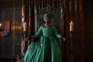 Jodie Turner-Smith as Anne Boleyn