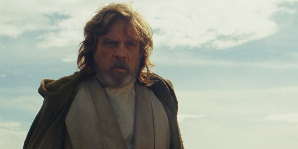 Luke Skywalker The Last Jedi Mark Hamill