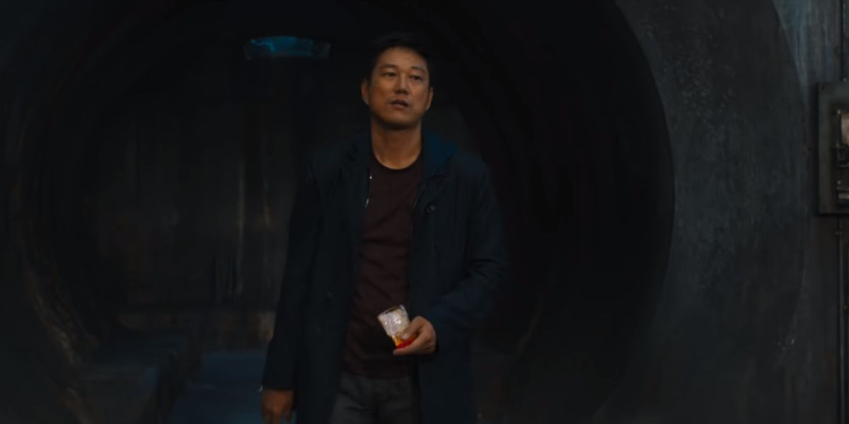 Sung Kang as Han in F9