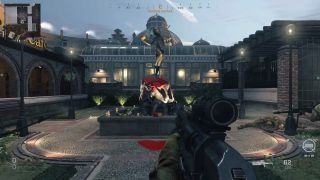 Modern Warfare Cheshire Park Easter egg Pied Piper
