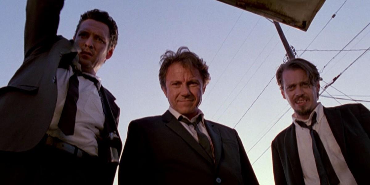Michael Madsen, Harvey Keitel, Steve Buscemi - Reservoir Dogs