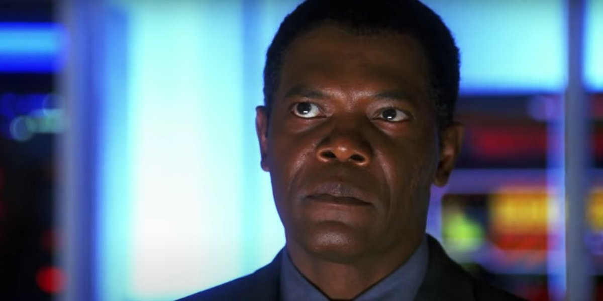 Samuel L. Jackson in xXx: State Of The Union