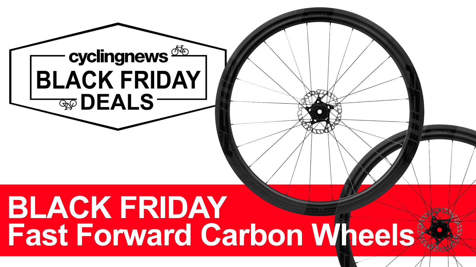 Fast Forward carbon wheels up to 52% off in Black Friday