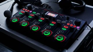 Multitrack performance device offers more power and flexibility