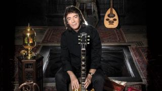 A press shot of Steve Hackett