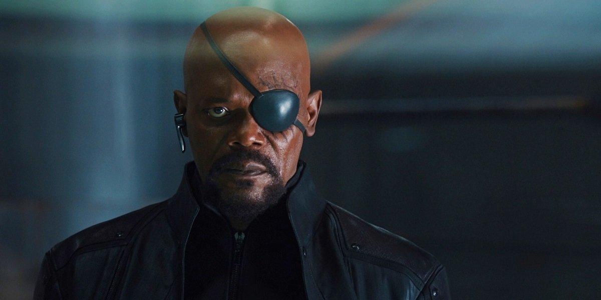 Nick Fury Marvel