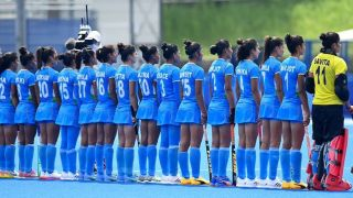 Indian women's hockey team has entered the Olympics semi-final for the first time