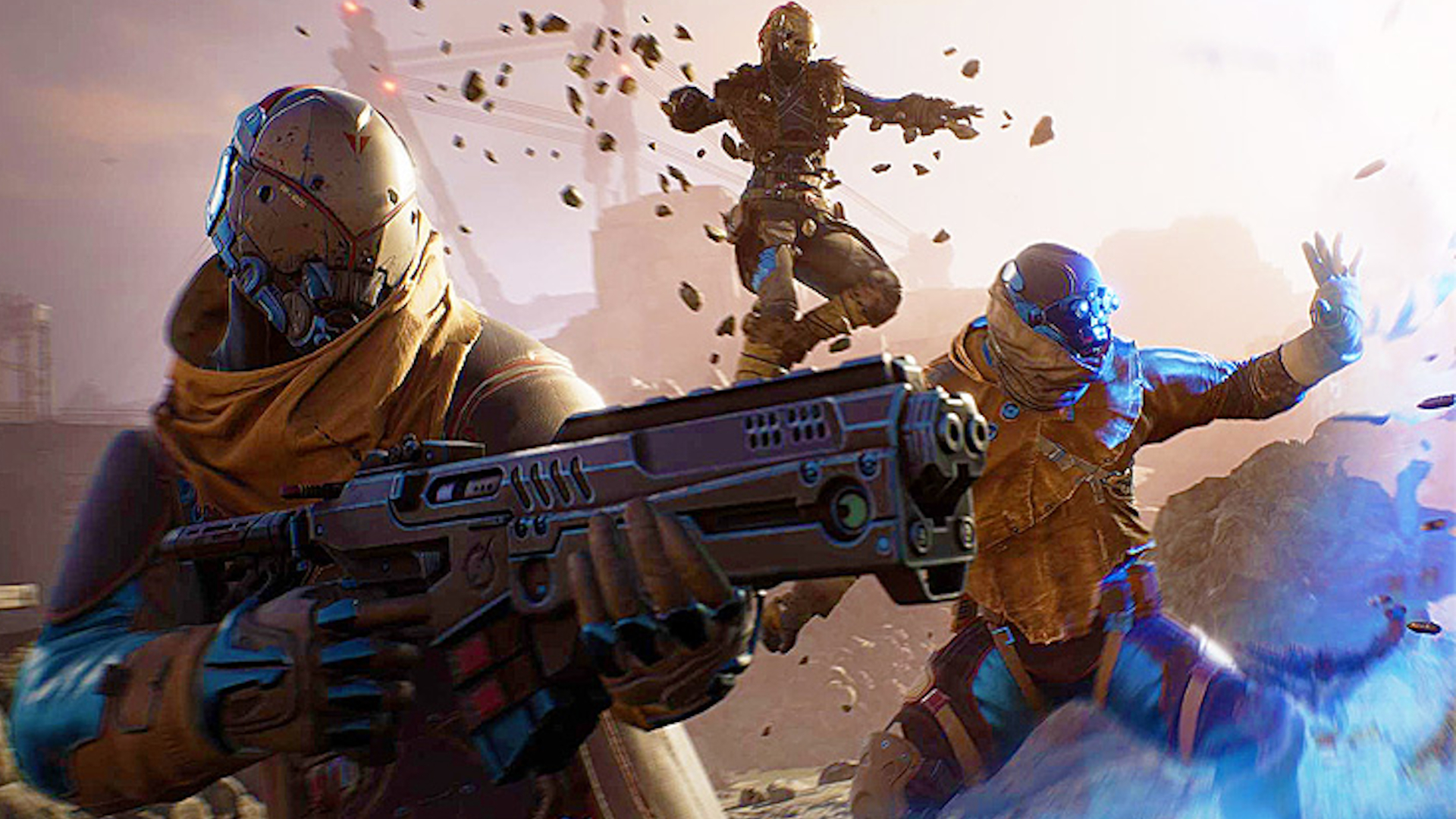 Outriders review | PC Gamer