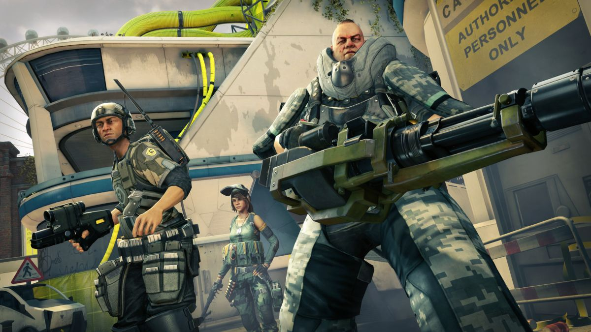 Splash Damage ends development of its team-based shooter Dirty Bomb