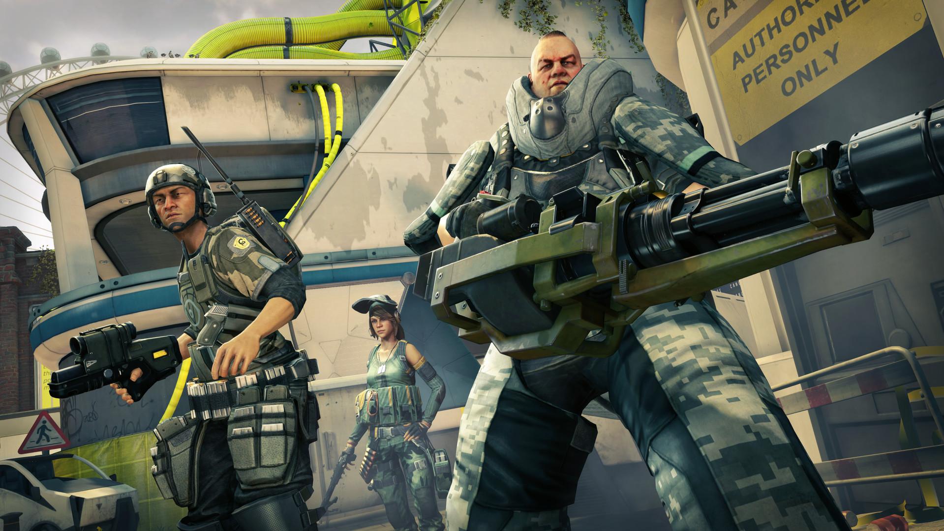 Splash Damage ends development of its team-based shooter Dirty Bomb