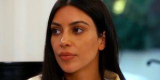 Kim Kardashian West Keeping Up with the Kardashians
