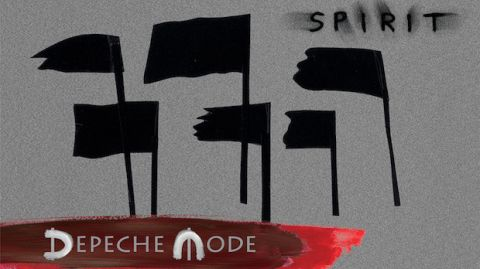 Cover art for Depeche Mode - Spirit album