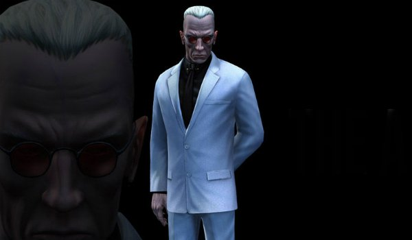 Hitman: Agent 47 The Albino