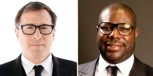 David O. Russell And Steve McQueen