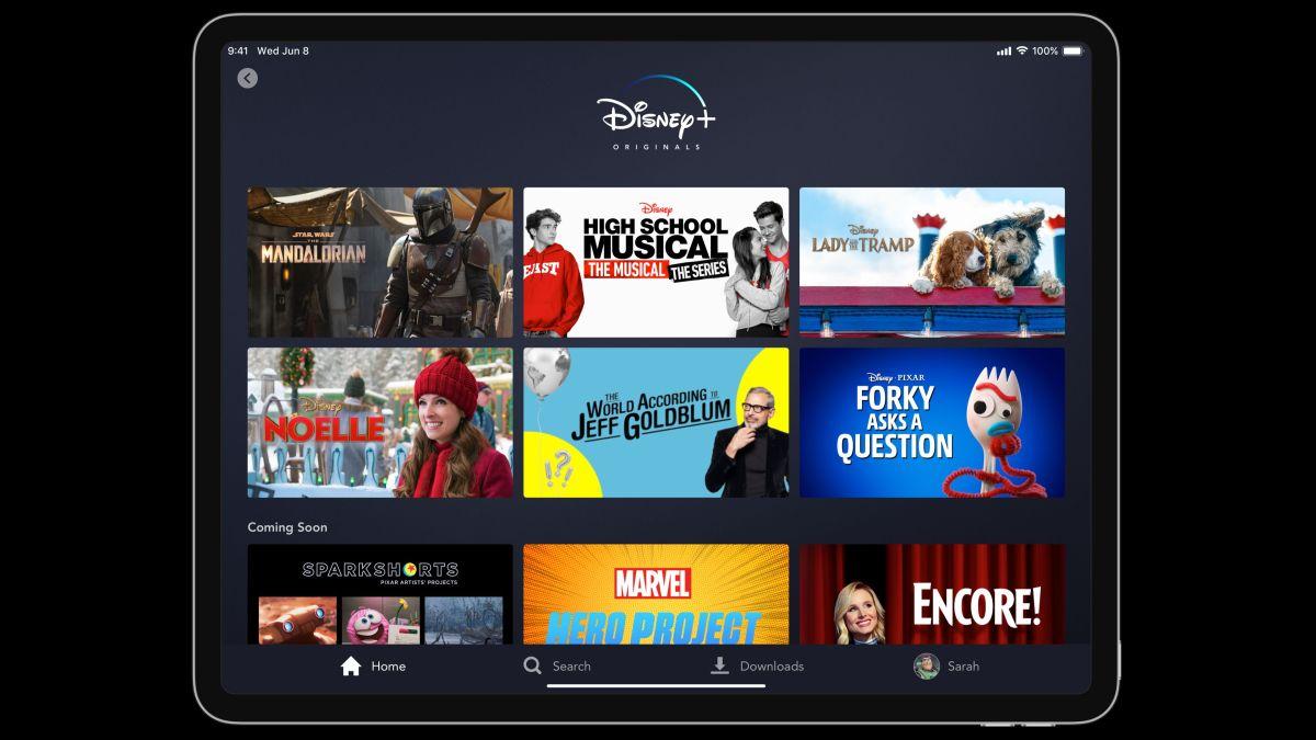 Disney Plus Ps4 App