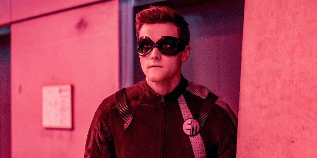 Hartley Sawyer in The Flash