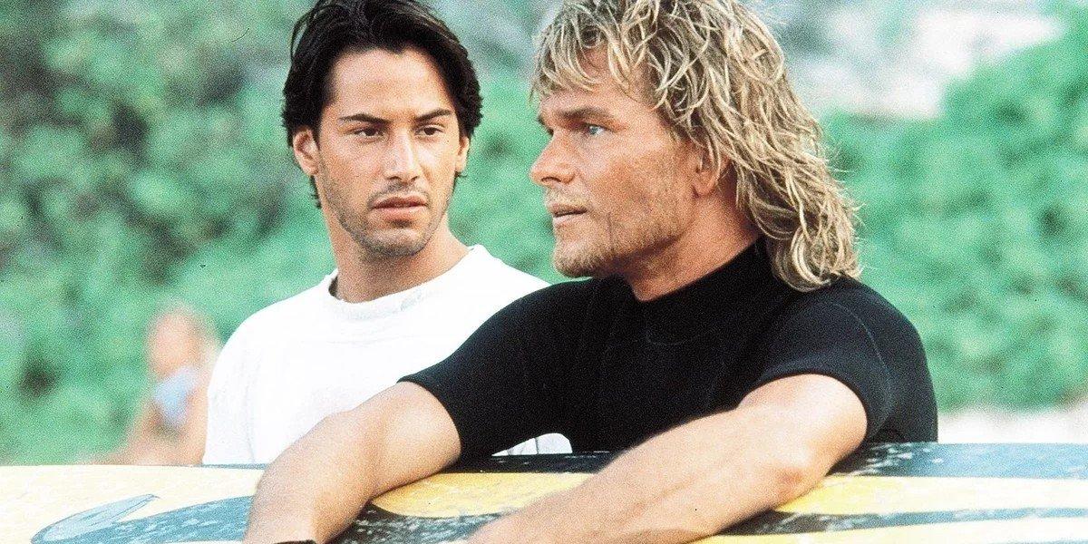 Johnny Utah and Bodhi