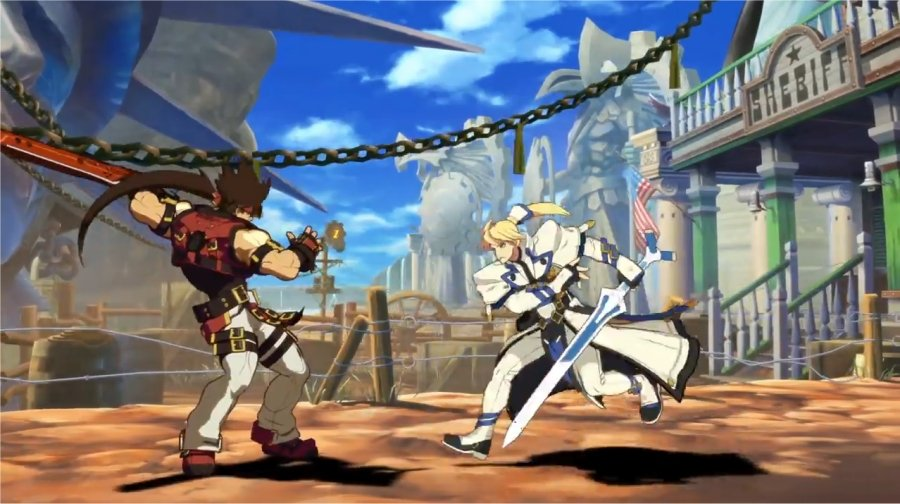 Guilty Gear Xrd Sign Announced With Unreal Engine Trailer