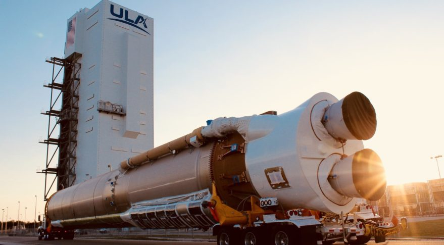 Upcoming Atlas V Mission Will Launch Air Force Cubesat Before It ...