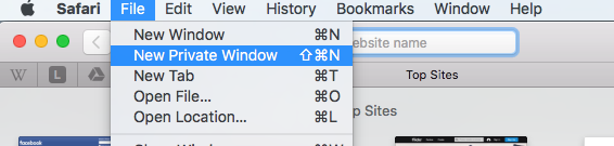 How To Use Private Browsing In Safari Laptop Mag