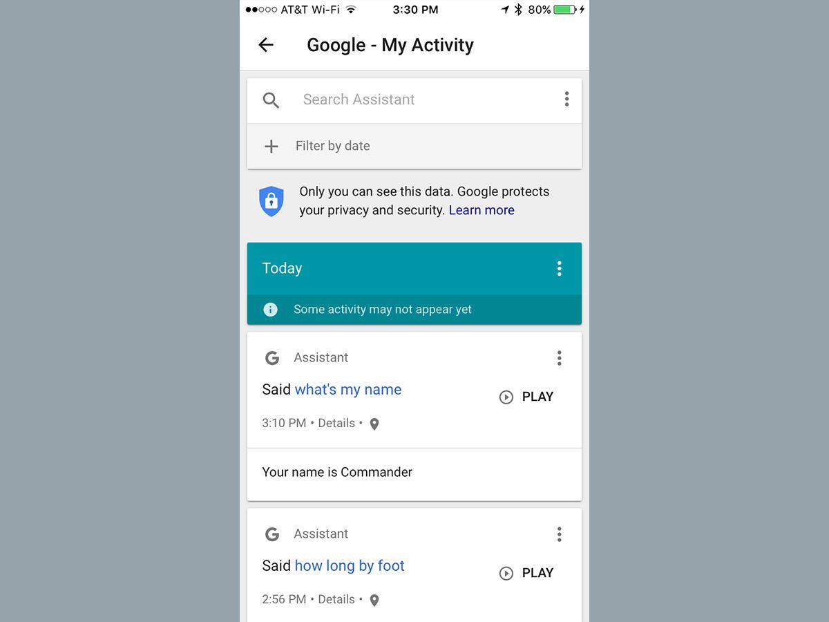 Google Home Setup: Settings to Enable and Disable   Tom's Guide