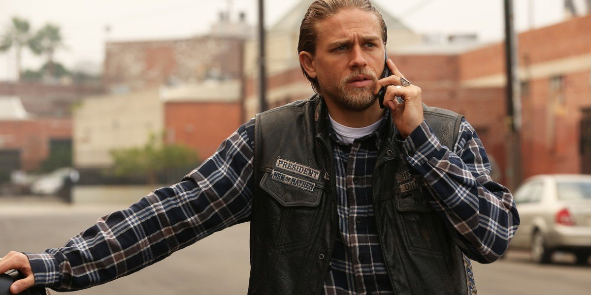 Charlie Hunnam - Sons of Anarchy