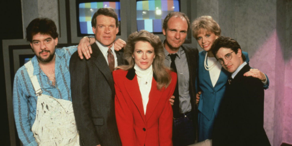 Murphy Brown revival add touching cast addition