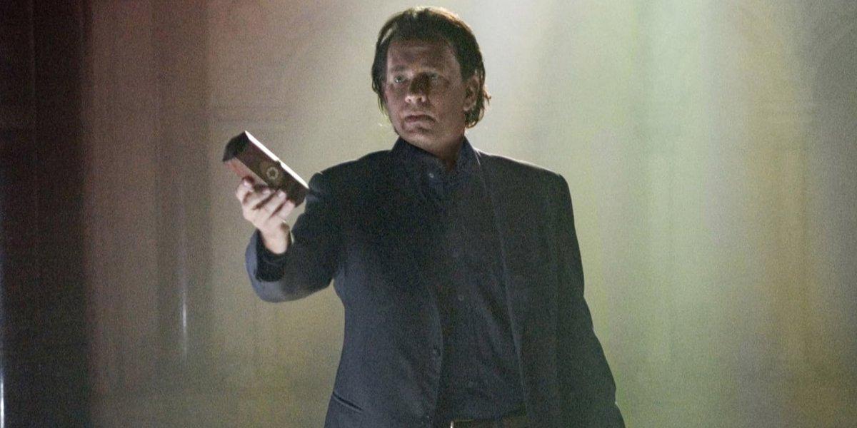 Tom Hanks as Robert Langdon in Dan Brown film series