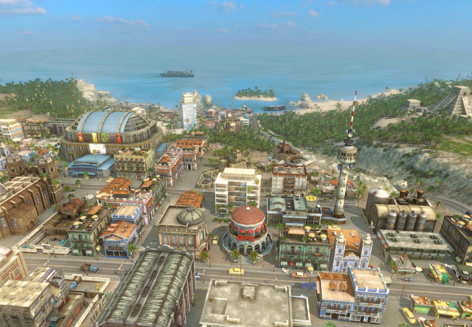 Tropico 3 Screenshots Deface Ancient Ruins #8044