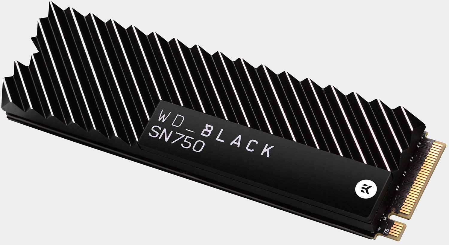 WD upgraded its Black SSD with a heatsink to prevent throttling in games