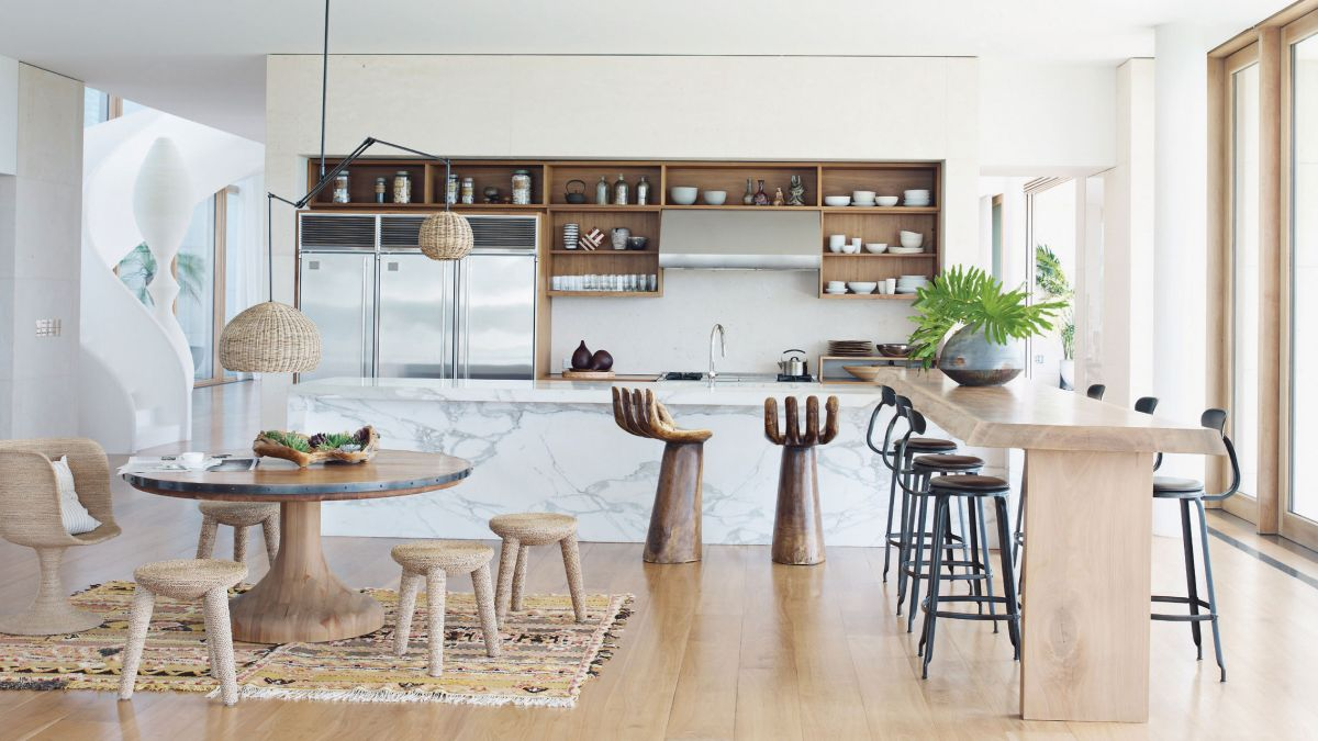 6 world-class kitchens – featured in By Design – from the best interior designers around the globe