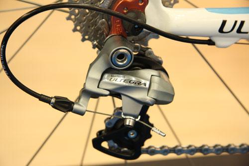 Shimano Ultegra 6700, Cycle Show 2009