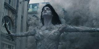Sofia Boutella is The Mummy