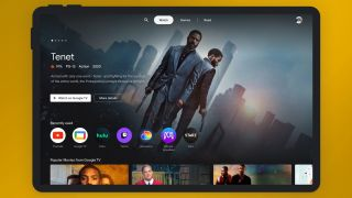 Android tablets Google Entertainment Space