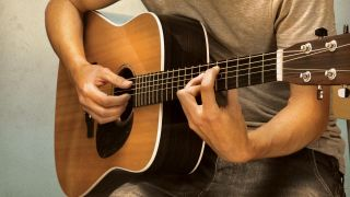 Guitar basics: speed up your chord changes with this easy