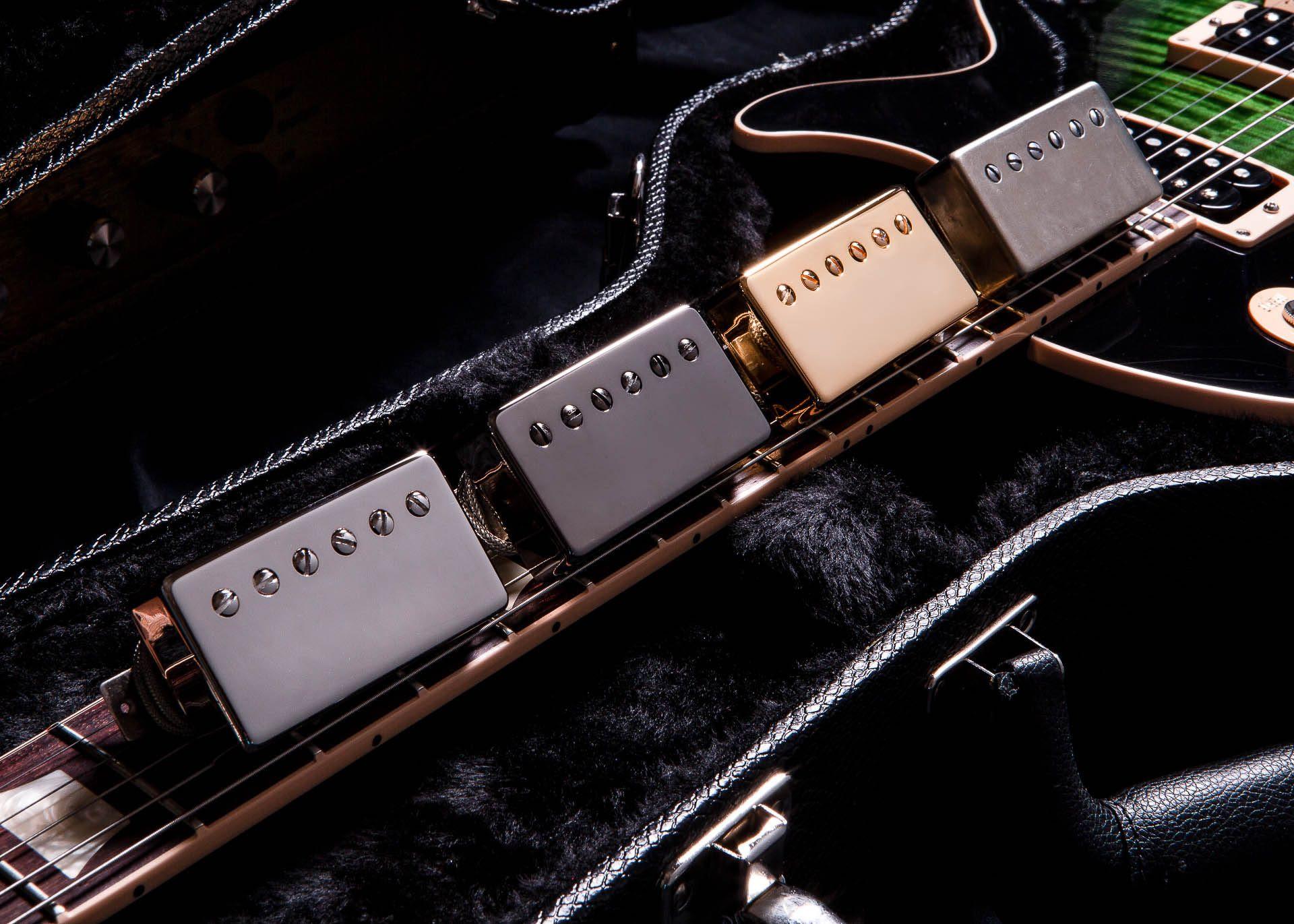 Seymour Duncan Unveils New Slash Pickup Covers | Guitarworld