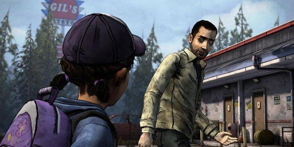 Walking Dead Season 2 Screenshot Reveals Returning Character, 400 Days Connection