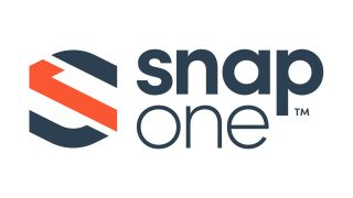 Snap One logo, stacked